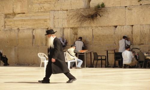 Zdjecie IZRAEL / - / Jerusalem / West Wall