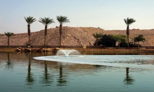 Zdjecie IZRAEL / Eilat / Timna Park  / Fontanna