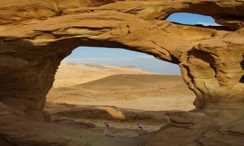 Zdjecie IZRAEL / Eilat / Timna Park  / Z okna