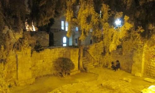Zdjecie IZRAEL / stolica / Jerozolima / Jerozolima nocą