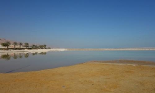 Zdjecie IZRAEL / Pogranicze Izraela/Palestyny/Jordanii / Morze Martwe / Morze Martwe
