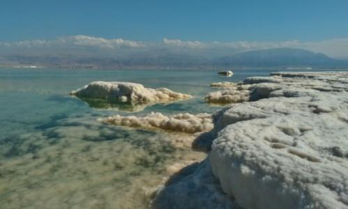 Zdjecie IZRAEL / Ein Bokek  / Morze martwe / morze martwe ...
