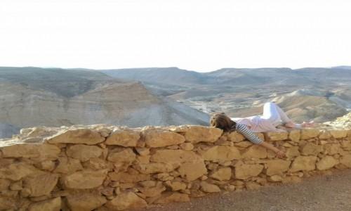Zdjecie IZRAEL / Azja Zachodnia / Masada / Park Narodowy Masada