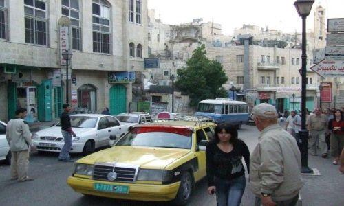 Zdjecie IZRAEL / Palestyna / Betlejem - Palestyna / Ulice Betlejem