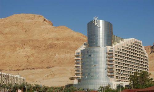 Zdjecie IZRAEL / brak / Morze Martwe / Hotel nad Morzem Martwym