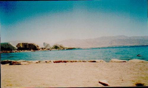 Zdjecie IZRAEL / brak / widok na Jordanię / morze martwe