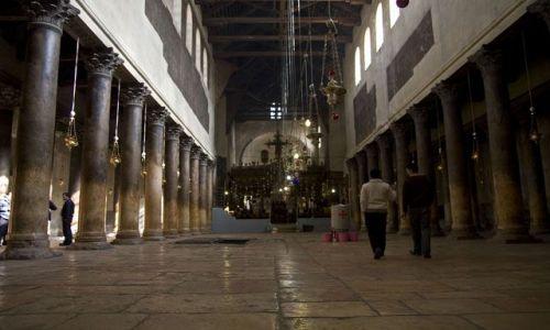 IZRAEL / Betlejem / Bazylika / Bazylika Narodzenia