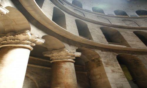 Zdjecie IZRAEL / Izrael / Jerozolima / Bazylika Grobu