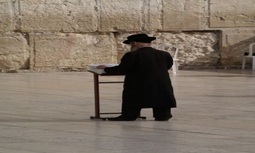 Zdjęcie IZRAEL / brak / Izrael / Jerozolima / Ściana Płaczu