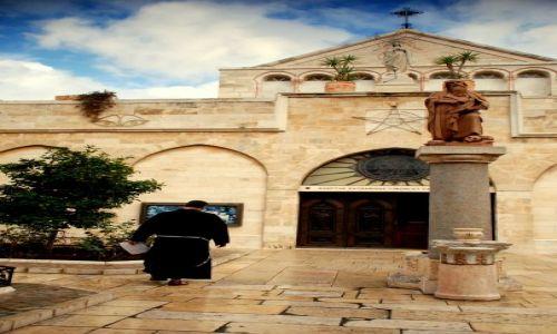 Zdjecie IZRAEL / jerozolima  / Jerusalem / mnich