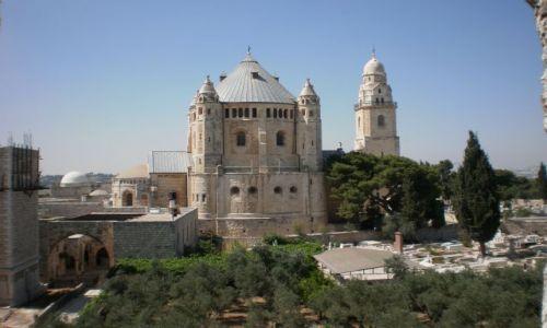 Zdjecie IZRAEL / Góra Syjon / Kościół Zaśnięcia NMP / Jerozolima