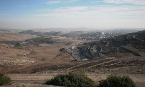 Zdjecie IZRAEL / - / Jerozolima / Widok z Góry Scopus