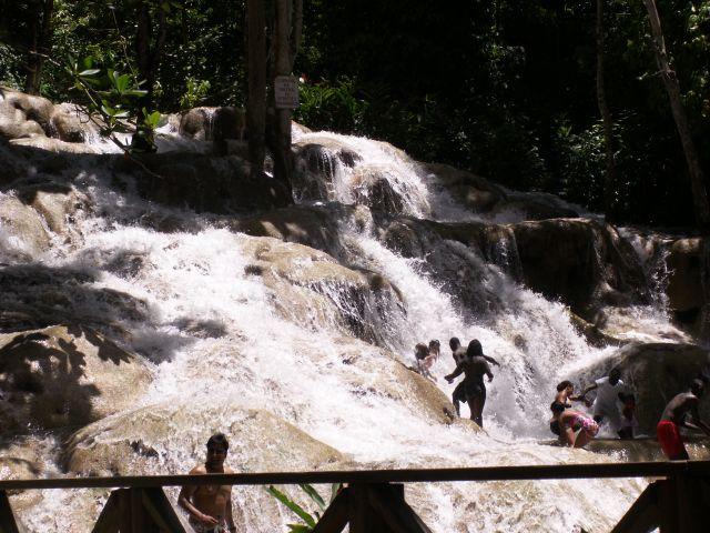 Zdjęcia: duns river falls, Ocho Rios, black river safari, JAMAJKA
