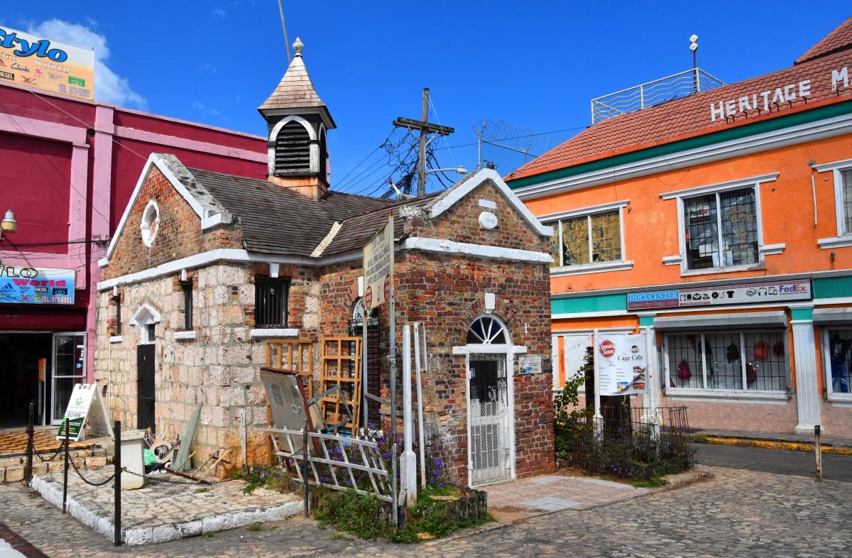 Zdjęcia: Sam Sharpe Square, Montego Bay, The Cage, JAMAJKA