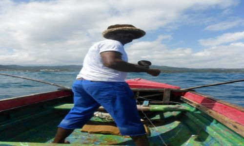 Zdjecie JAMAJKA / Port Antonio / Port Antonio / Na ryby