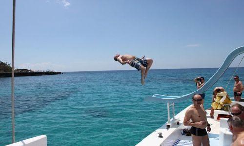 Zdjęcie JAMAJKA / - / Negril / jump !!