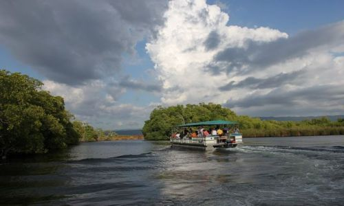 JAMAJKA / black river safari / black river / boat ride