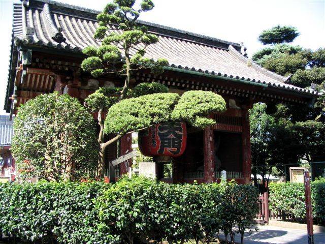 Zdjęcia: Tokio, Asakusa Niten-mon, JAPONIA