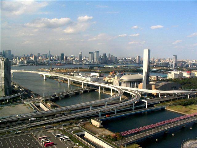 Zdjęcia: Tokio, Odaiba, JAPONIA