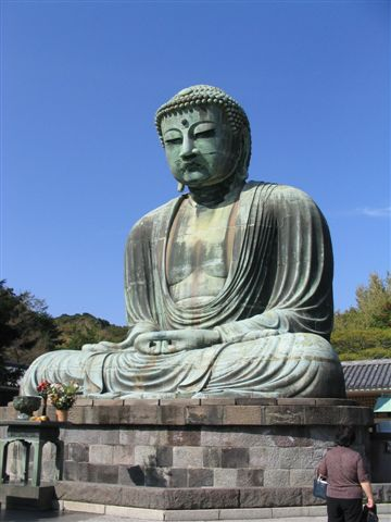 Zdjęcia: Kamakura, Daibutsu, JAPONIA