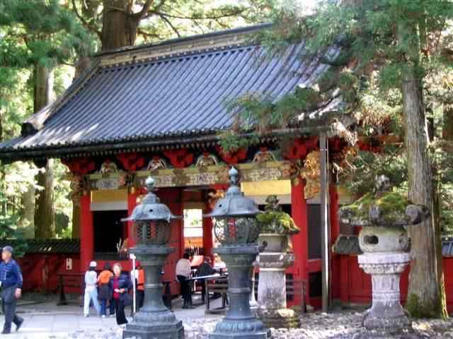 Zdjęcia: Nikko, Omote-mon, JAPONIA