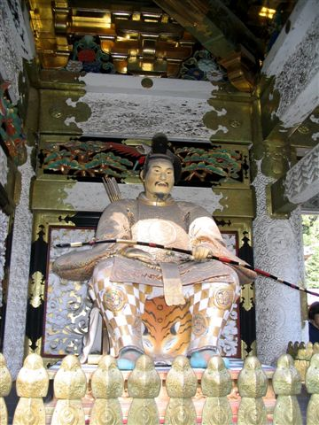 Zdj�cia: Nikko, Stra�nik Toshogu, JAPONIA