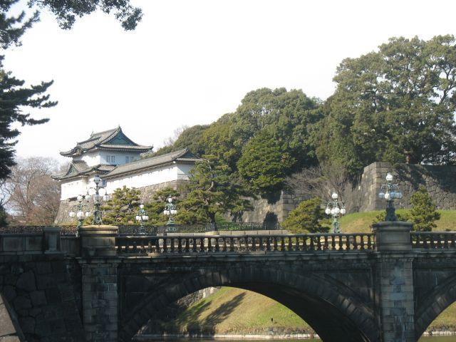 Zdjęcia: Obok pałacu Cesarza, Tokyo, Pałac Cesarski, JAPONIA