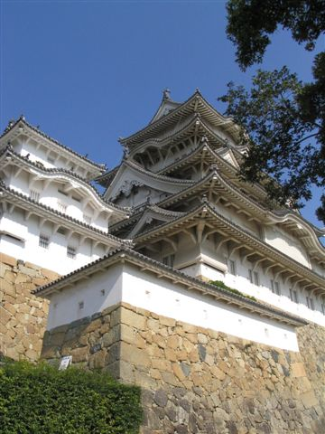 Zdjęcia: Himeji, Hakkuro-jo, JAPONIA