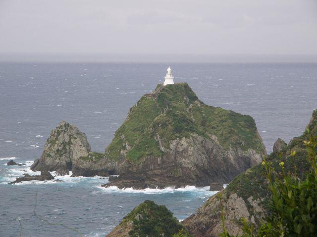 Zdjęcia: Sata Misaki, Kyushu, Latarnia Sata Misaki, JAPONIA