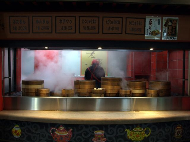 Zdjęcia: Hiroszima, Hiroszima, Japonski fast food:-), JAPONIA