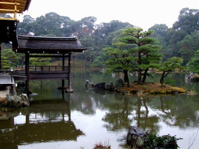 Zdjęcia: Kioto, Kioto, Złoty Pawilon, JAPONIA