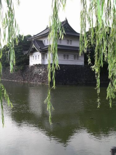 Zdjęcia: Tokio, Tokio, pałac cesarski, JAPONIA