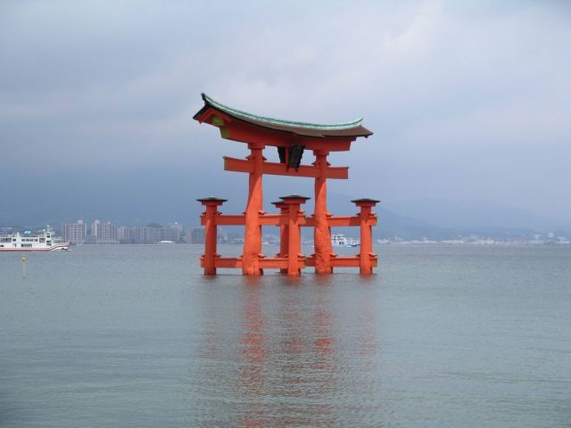 Zdjęcia: Mijajima, Mijajima, Tori, JAPONIA
