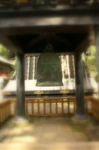Zdjęcia: Nikko, dzwon, JAPONIA