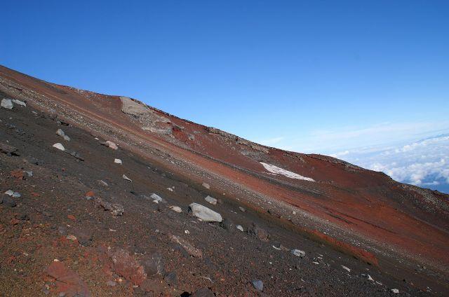 Zdjęcia: Fuji San, zbocze, JAPONIA
