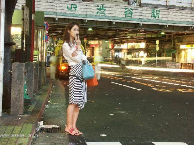 Zdjęcia: Tokio - Shibuja, Uroda, JAPONIA