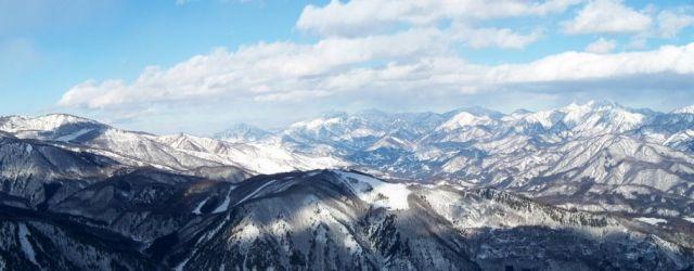 Zdjęcia: Hakuba, Nagano, Panorama, JAPONIA