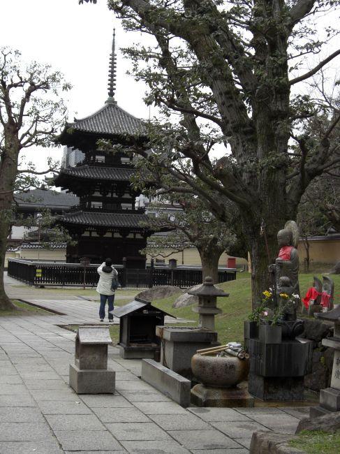 Zdjęcia: NARA, Japonia - NARA - Pagoda, JAPONIA