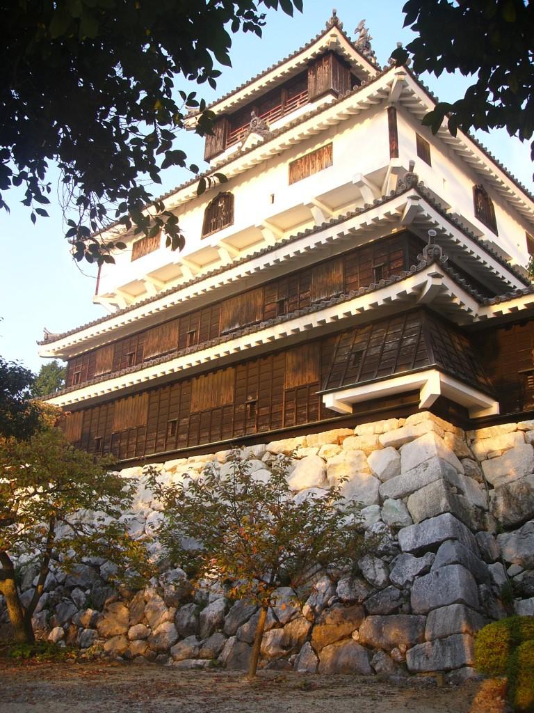 Zdjęcia: Iwakuni, Honsiu, Zamek I, JAPONIA