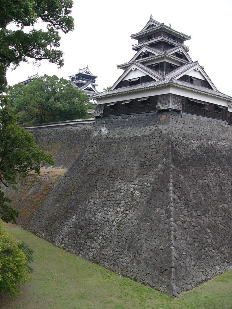 Zdjęcia: Kumamoto, Kiusiu, Zamek II, JAPONIA