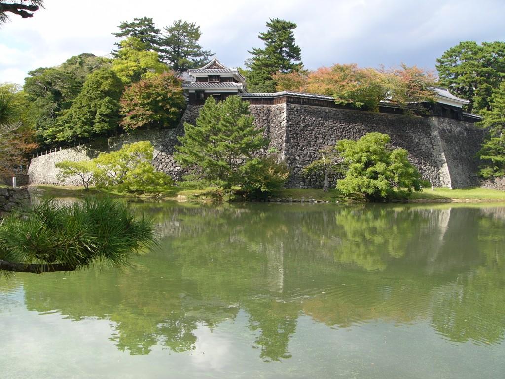 Zdjęcia: Matsue, Honsiu, Zamek III, JAPONIA
