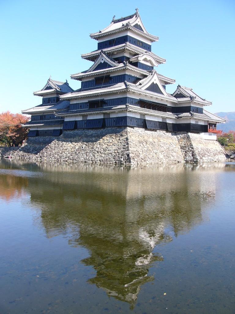 Zdjęcia: Matsumoto, Honsiu, Zamek V, JAPONIA