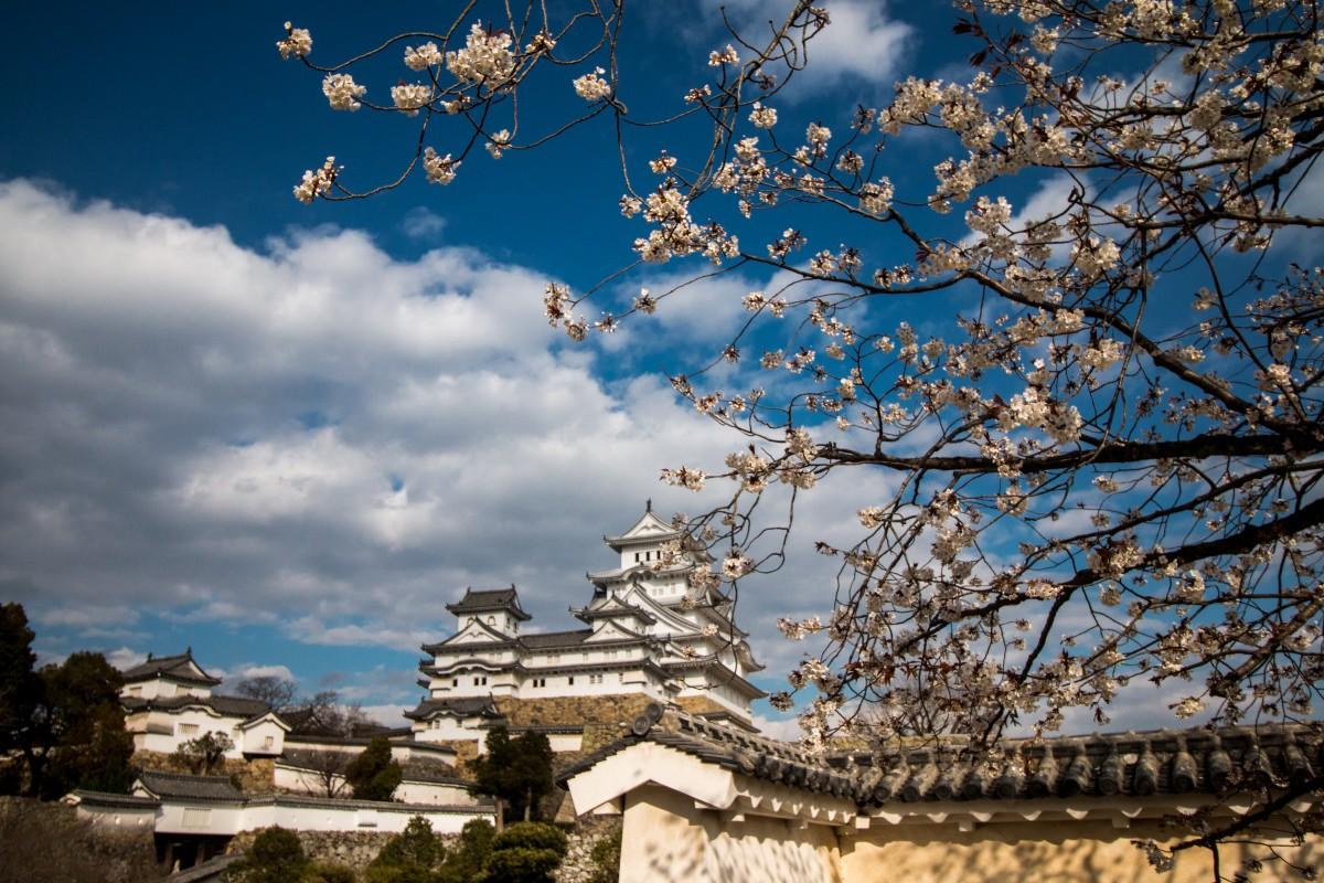 Zdjęcia: Himeji, Hyogo, Himeji, JAPONIA