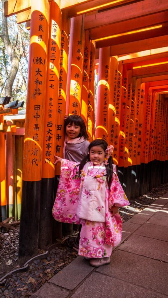 Zdjęcia: Fushimi Inari Taisha, Kyoto, Fushimi Inari Taisha, JAPONIA