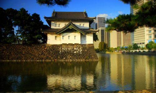 Zdjecie JAPONIA / Tokio / Ginza / walka tradycji z moderna