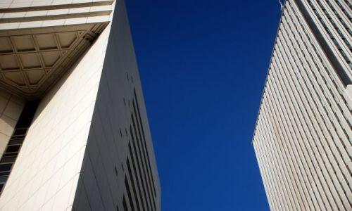 JAPONIA / Tokio  / Ginza  / podniebny minimalizm