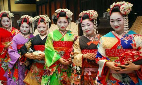 Zdjęcie JAPONIA / Kioto  / Dzielnica Gejsz  / wybierz Jedną