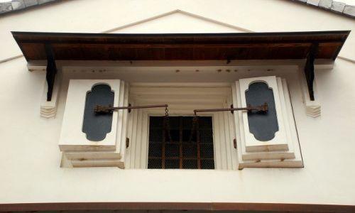 Zdjecie JAPONIA / Kioto  / temple  / zasuń żaluzje
