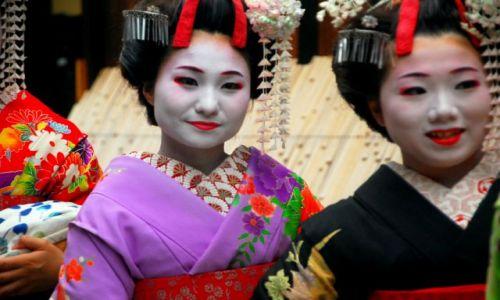 Zdjecie JAPONIA / Kioto  / Dzielnica Gejsz / plan wieczorny