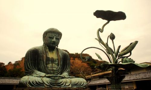 JAPONIA / Kamakura / temple / Buddo!